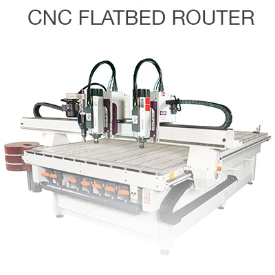 Flatbed Router
