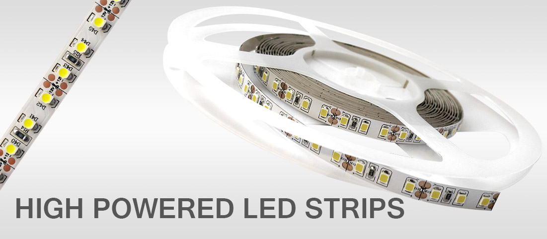 High Powered LED Strips