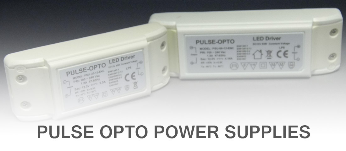 Pulse Opto Power Supplies