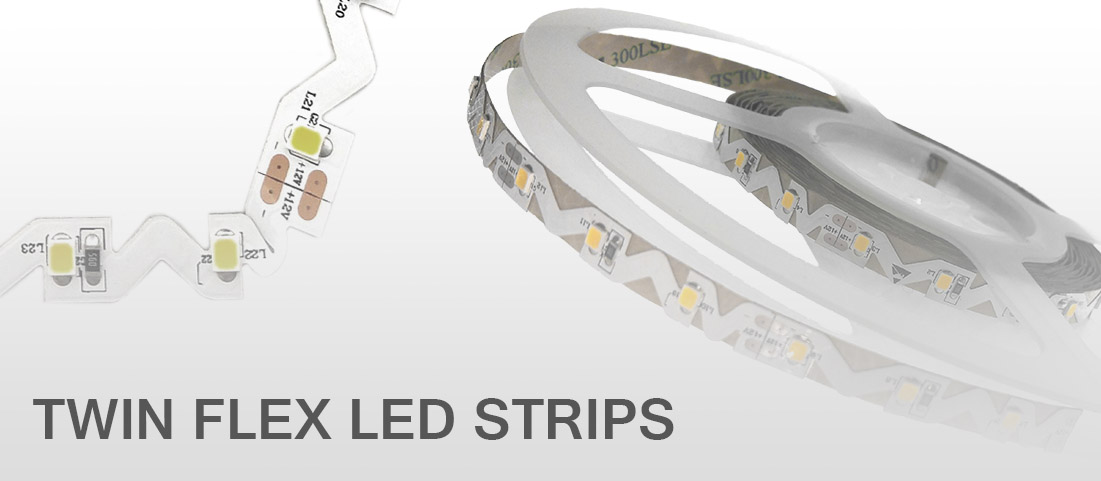 Twin Flex LED Strips