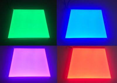 Multi Coloured Panel